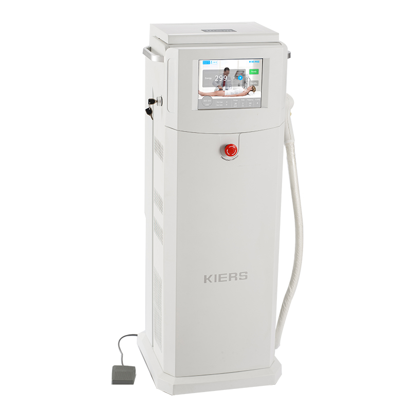 High efficiency 808 diode laser hair removal machine