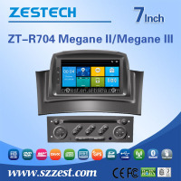 2 din car dvd player For Renault Megane II Megane III 2 din car dvd player gps navigation system