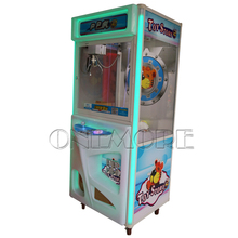 hot sale shopping mall star mini doll /toys vending claw crane game machine for sale