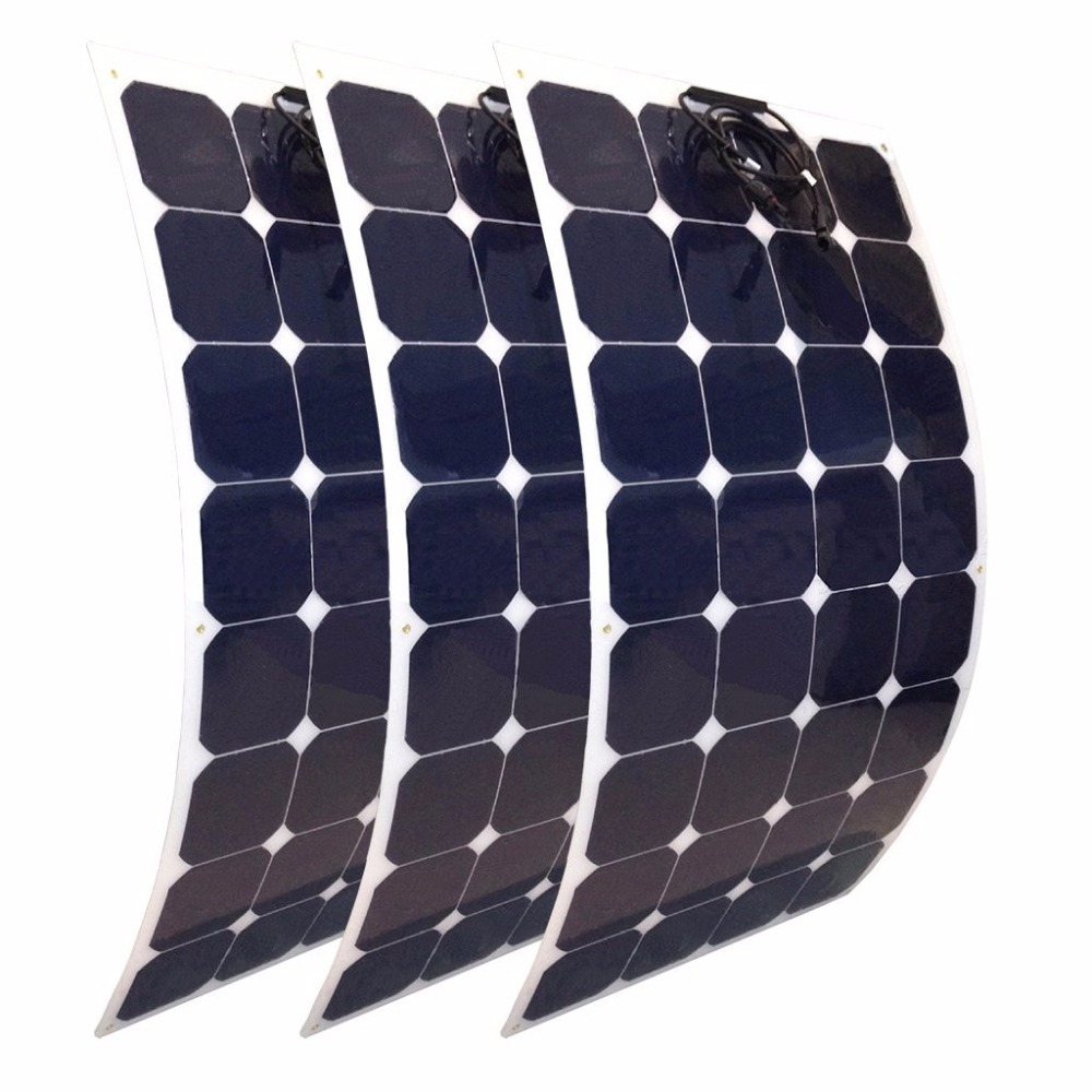 EVA thin film solar panel flexibl solar module