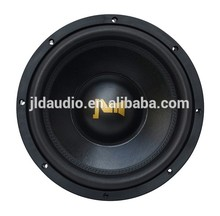 Good quality 15 inch subwoofer spl speakers 1000w rms subwoofer