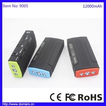 Hot Model Emergency Car Accessories Car Battery Charger Portable Jump Starter Power Bank