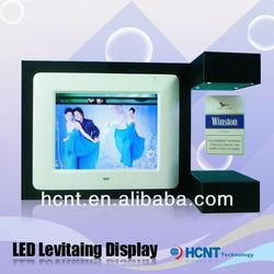 New Innovation 2013 Magnetic Advertising Display Case, reception desk display case