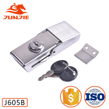 multi-purpose door lock latch for trailer/fashion smart hotel J605B