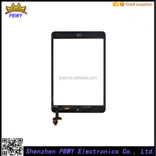 Hot Sell TouchScreen For Ipad Mini Screen Replacement With Home Button, For Ipad Mini Digitizer