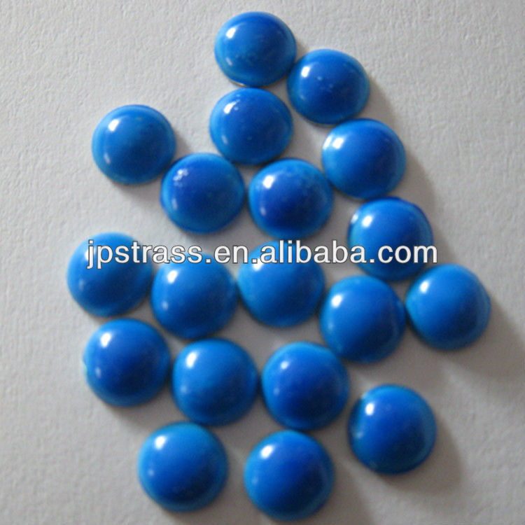 fluorescent hot fix half round dome studs,neon aluminum octacon studs hot fix various sizes and colors