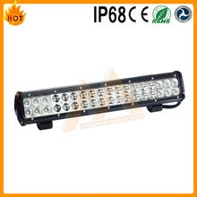 Long lifespan long warranty short lead time IP68 6000K 17 inch 108w firefly light bar