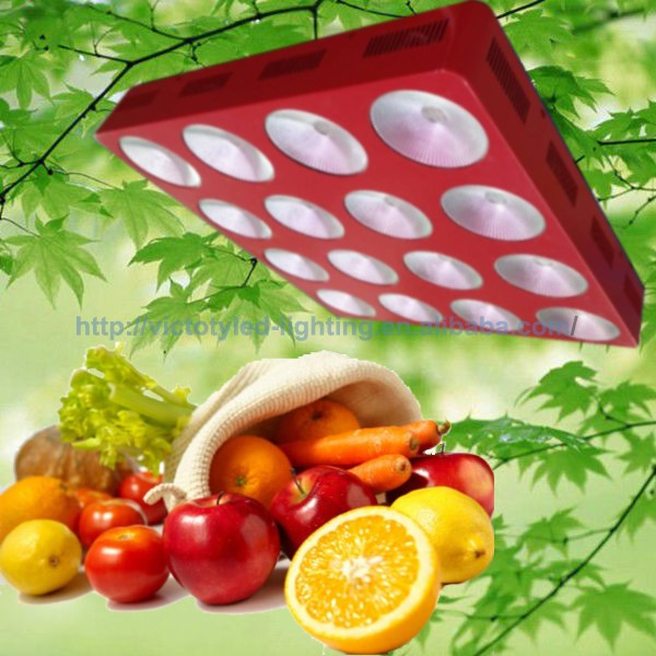 Newest greenhouse grow alibaba led lights 1500w