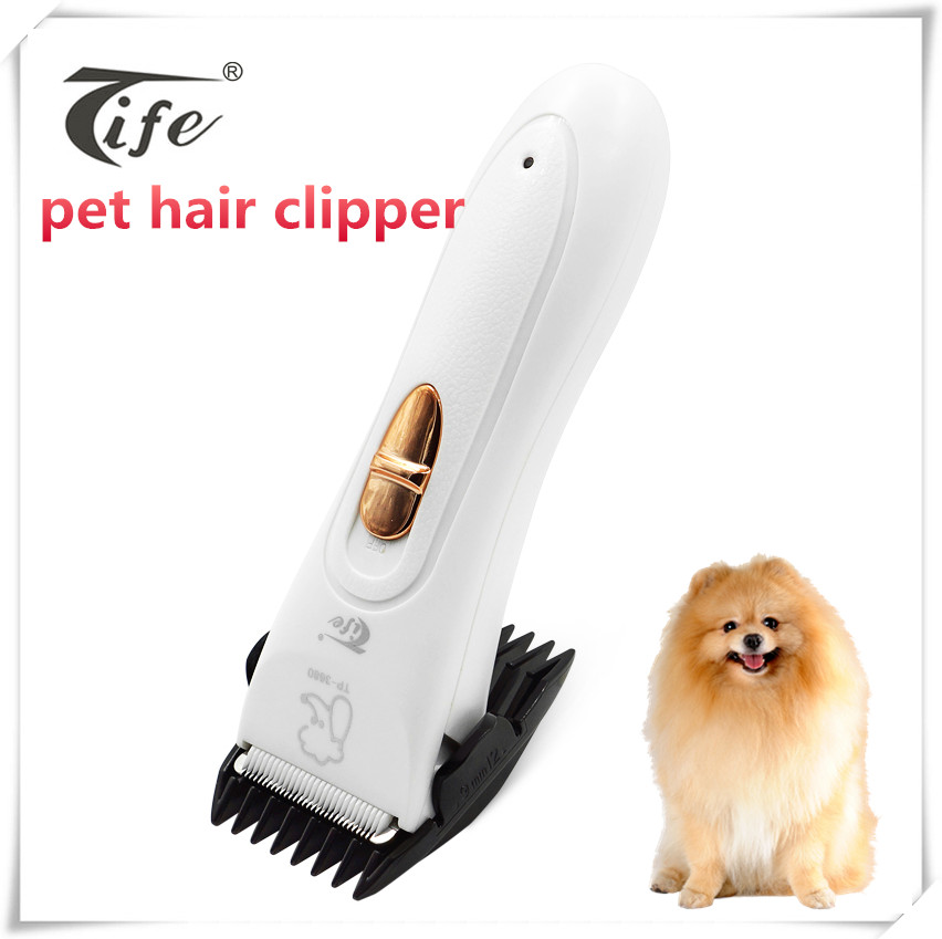 Hot selling target high quality powerful motor ceramic blade electric pet hair trimmer clipper