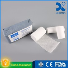 First Aid Body Care Treatment Ankle Bandage Gauze Tape