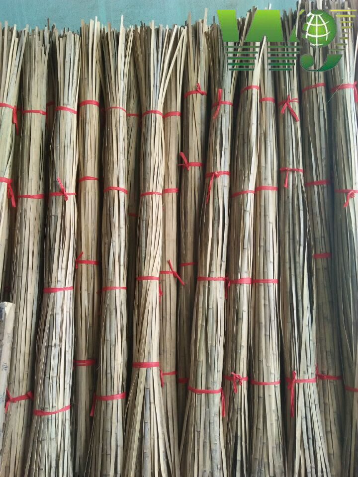 Plastic bamboo wood chips /bamboo split for sale