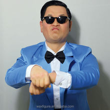 Art Craft Custom Resin Statue Sculpture of famous PSY