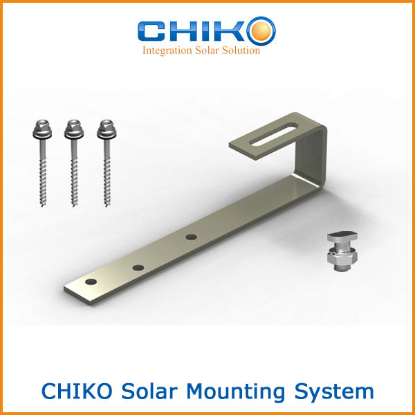 Hochwertige Dachhaken F 252 R Solarpanel Montage Pv Dachziegel