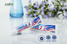 100g toothpaste/OEM sensitive toothpaste/ cheap /Whitening and Refreshing /daily use aerosol aluminum toothpaste /hotel