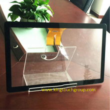 32 Inch projected capacitive touch screen capacitive multitouch screen 10 touch points