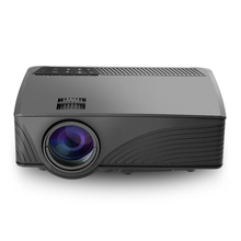 High cost effective mini projector with wifi android 4.4 bluetooth 4.0 lcd 800*480 USB HDMI beamer proyector for Christmas gift