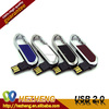 Low Price 8GB Buckle USB Thumb Drive With Flash Chip