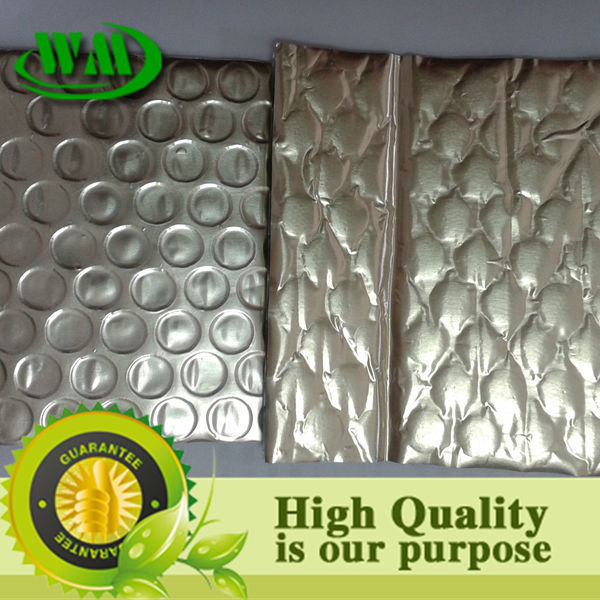 aluminum foil air bubble insulation,aircell insulation,double bubble foil insulation