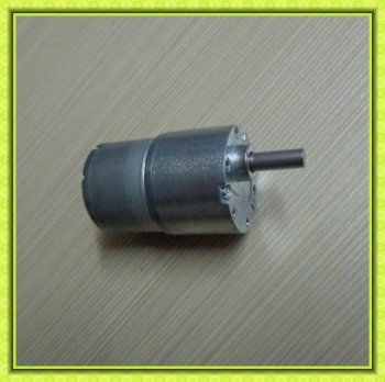 Sg37rs35zy30 dc miniature gear motor 12v with 37mm gearbox Miniature gear motors
