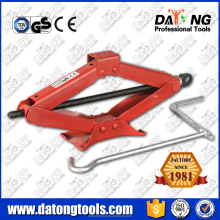 2Ton Mechanical Scissor Jack Car Mini Lift with CE GS Certificate
