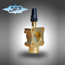 Liyongda carrier compressor service valve Brass valve carrier copper globe valve