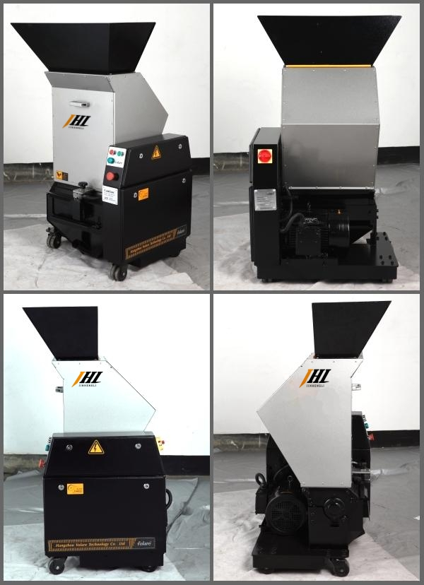 plastic granulating machine