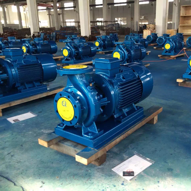 Unique Design Smooth Operation Hot Water Centrifugal Pump
