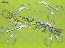 "4 ALLIGATOR EAR FORCEP 5.5"" ENT, VETERINARY INSTRUMENTS"