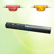 E-Power Portable Photo Scanner with 900DPI Skypix TSN410 Scanner
