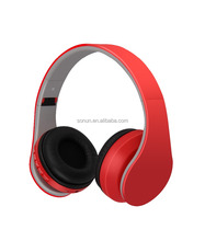 2017 retractable foldable UV process bluetooth headphone