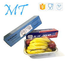 soft food packaging cast pvc cling film