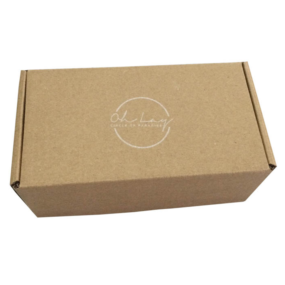 Small size China oem design e flute corrugated box buyer