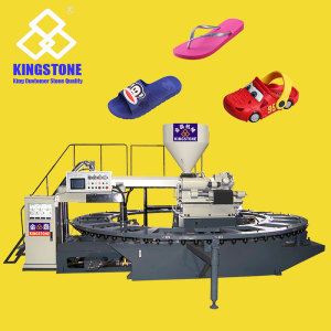 Shoe Machine Making PCU Sandal for Baby, Lady Sandals Making Machine