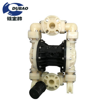 High-efficiency pneumatic diaphragm air concrete pumping machine with optional pump parts for sale