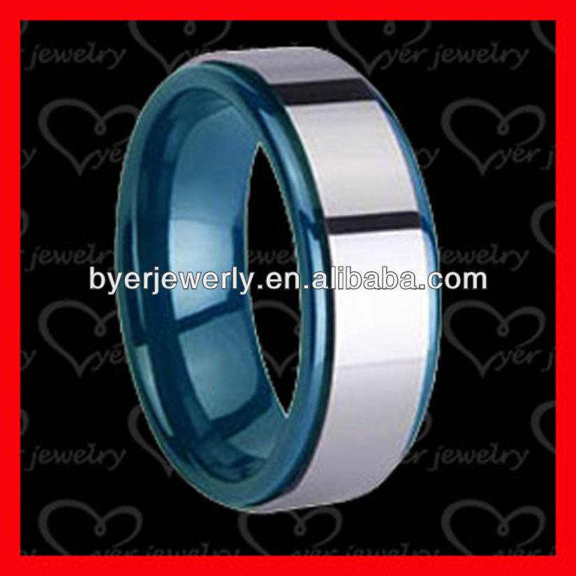 bulk sizes option tungsten mood rings for sale