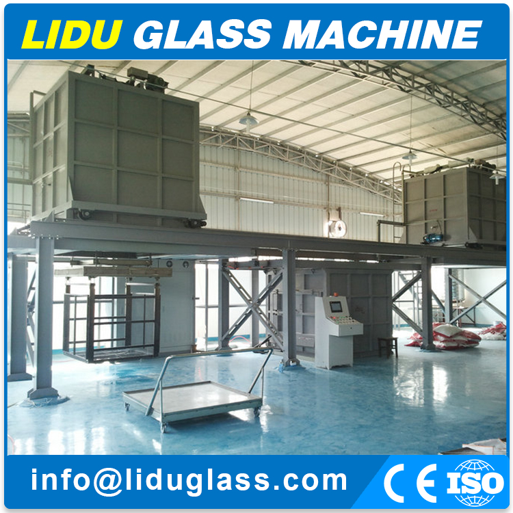 China Manufacturer Automatic Chemical Tempered Glass Machine Price