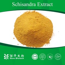Factory sale certified organic schizandra extracts