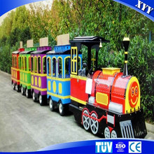 Supply new product amusement park trains for sale