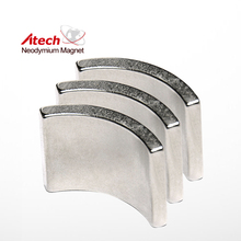 High Quality Curved Neodymium Magnet