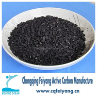 On Sale High Quality Anthracite 8x30 Coconut based Granular Activated Carbon for Air Purification