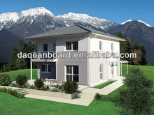 prefab house for the military camp, dormitory, military accommodation/eps cement wall panel