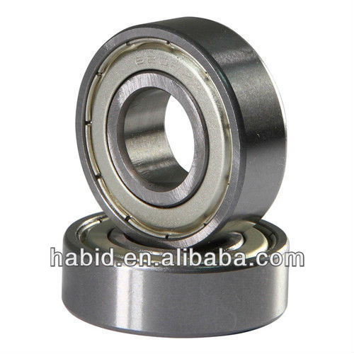 High performance China deep groove ball bearing 6202