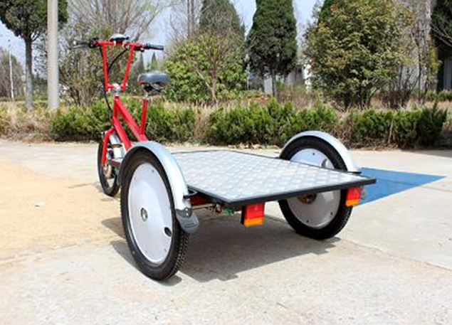 HIGH QUALITY FLATBED 3 WHEEL TRIKE FOR CARGO