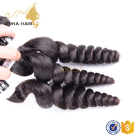 Aliexpress No Tangle Virgin Human Hair