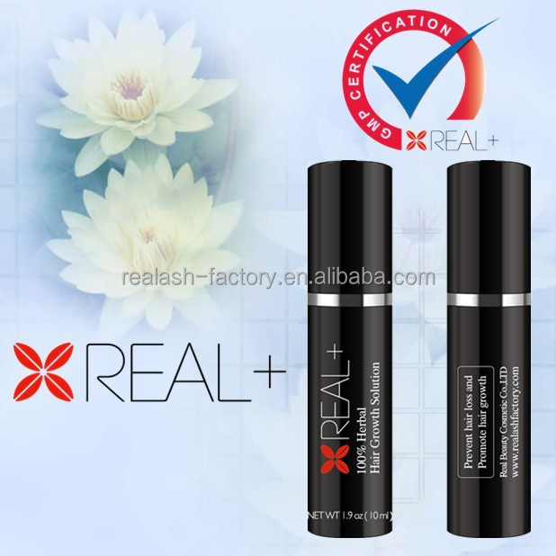 Top quality REAL+ hair regrowth pilatory/hair loss treatment/hair extension