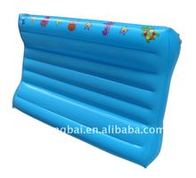 Inflatable baby air mattress