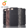 Cross stitch design high quality leather phone case cover