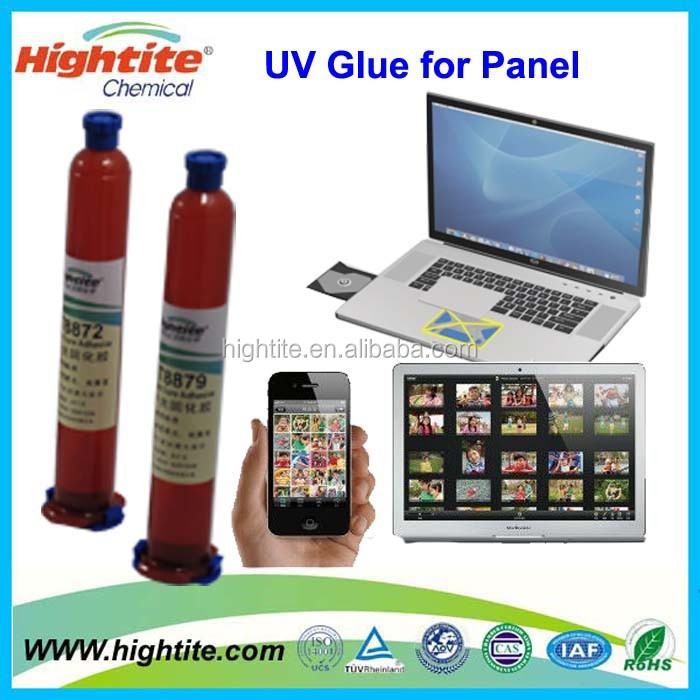UV LOCA glue touch screen lcd glue on alibaba china