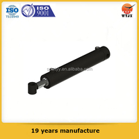 Quality assured piston type water hydraulic cylinders for marine