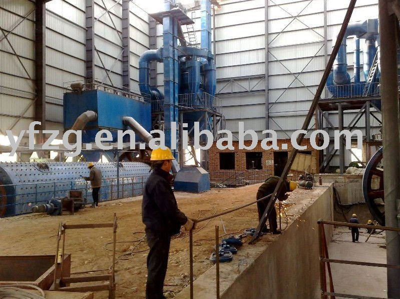 iron ore beneficiation plant(manufacturer) Ball Mill --Yufeng Brand